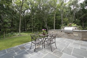 Patio Done By Worcester Concrete Contractors